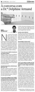 Journal Lisboa Delphine Armand